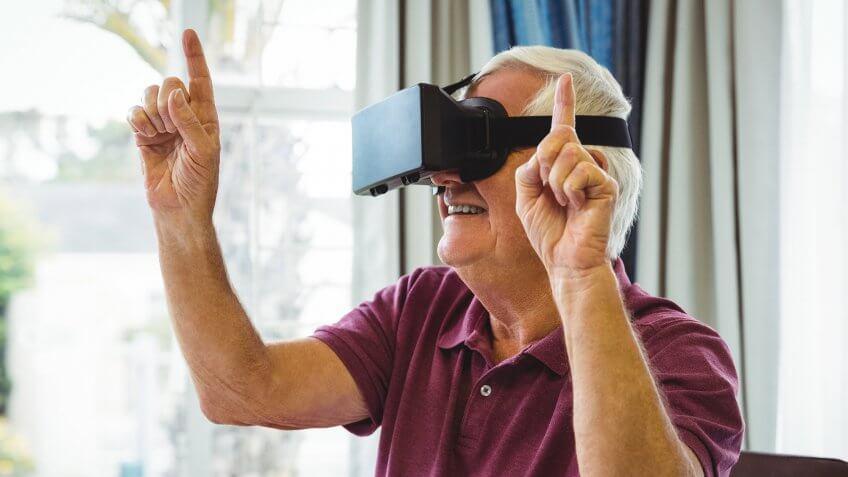 soluciones tecnológicas para personas mayores