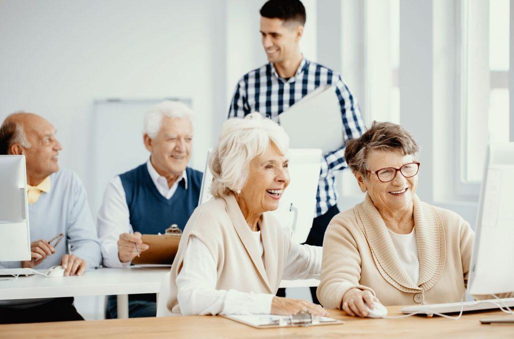 revolución en el cuidado de los mayores